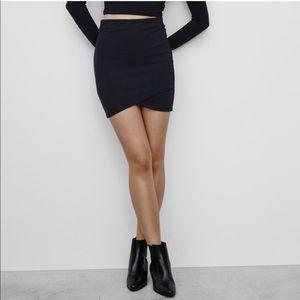 3/$30🌷Talula Black Mini Skirt Size S